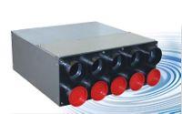 Распределительный блок вход Ф160 мм / выход 10хФ75 мм